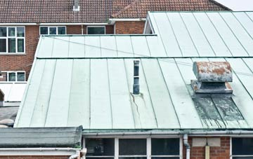 Lower Whitehall lead roofing costs